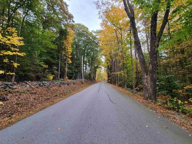 49 F Maple Ridge Road R 8 49F, Sandwich, NH 03259 (MLS #4887238) :: Signature Properties of Vermont