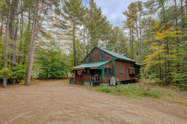 64 Willow Road, Conway, NH 03860 (MLS #4887239) :: Signature Properties of Vermont