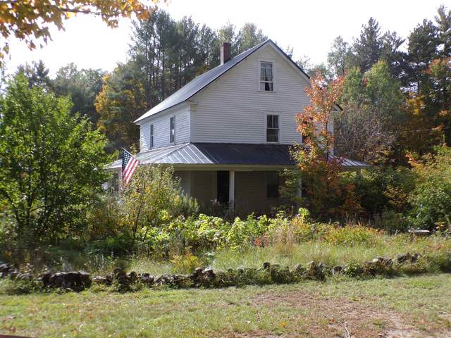 237 Cleveland Hill Road, Tamworth, NH 03886 (MLS #4887245) :: Signature Properties of Vermont