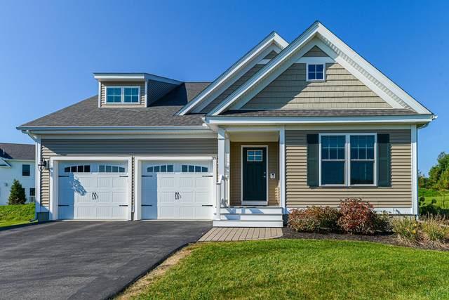 39 Sierra Hill Drive #18, Dover, NH 03820 (MLS #4887272) :: Keller Williams Coastal Realty