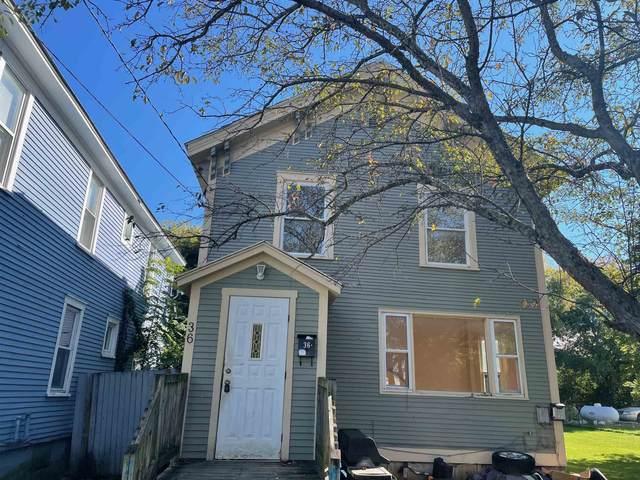 36 Baxter Street, Rutland, VT 05701 (MLS #4887336) :: Jim Knowlton Home Team