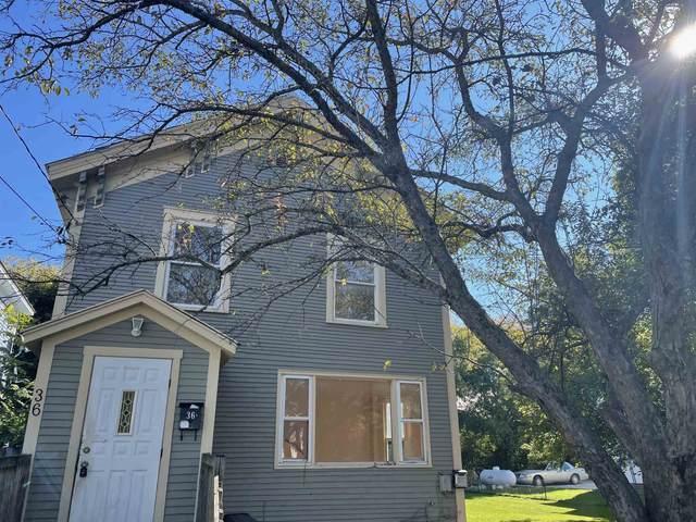 36 Baxter Street, Rutland, VT 05701 (MLS #4887337) :: Jim Knowlton Home Team