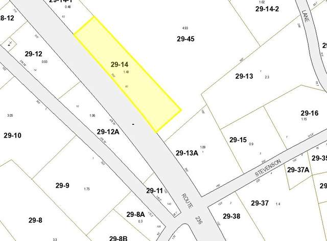 60 Rte 236, Kittery, ME 03854 (MLS #4887399) :: Keller Williams Coastal Realty