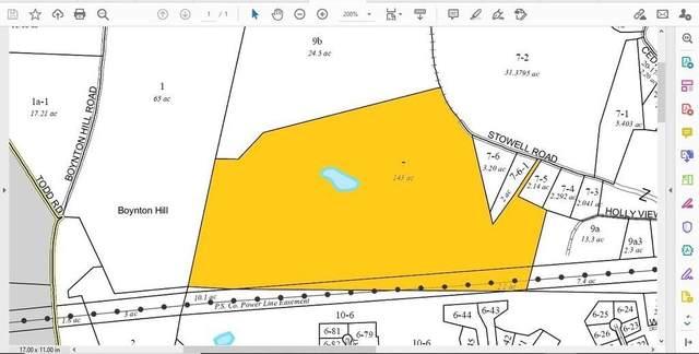 220 Stowell Road, New Ipswich, NH 03071 (MLS #4887488) :: Keller Williams Coastal Realty