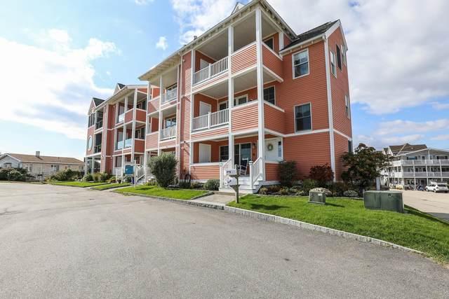 5A Ocean Boulevard #2, Hampton, NH 03842 (MLS #4887499) :: Keller Williams Coastal Realty