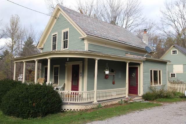 80 Village Street, Wallingford, VT 05773 (MLS #4887513) :: Keller Williams Coastal Realty