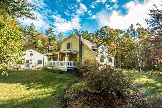 171 Old Bay Road, New Durham, NH 03855 (MLS #4887574) :: Keller Williams Coastal Realty