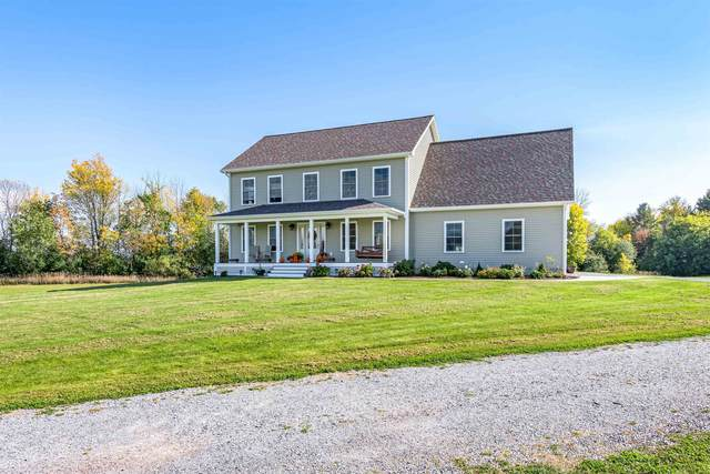 4 Macomber Lane, Grand Isle, VT 05458 (MLS #4887590) :: Hergenrother Realty Group Vermont