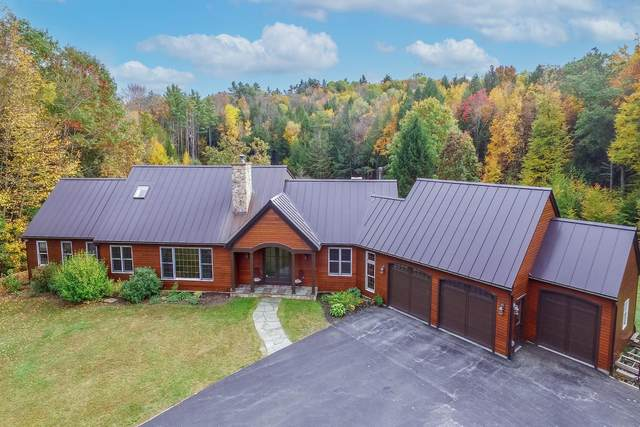 94 Campbell Road, Rutland Town, VT 05736 (MLS #4887651) :: Hergenrother Realty Group Vermont