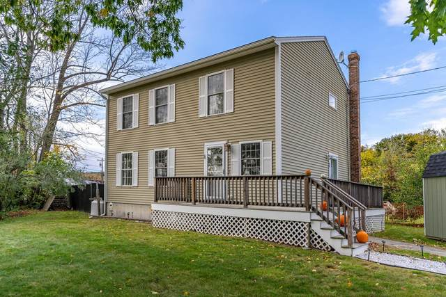 4 Brickyard Drive, Rochester, NH 03839 (MLS #4887765) :: Keller Williams Coastal Realty