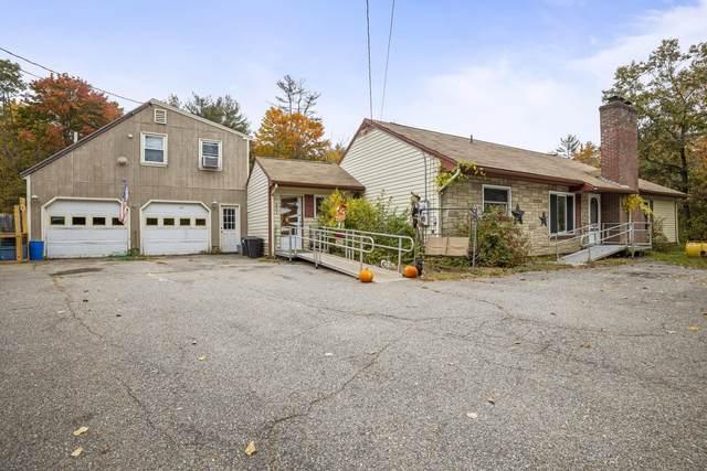 397 Old Rochester Road, Somersworth, NH 03878 (MLS #4887775) :: Keller Williams Coastal Realty
