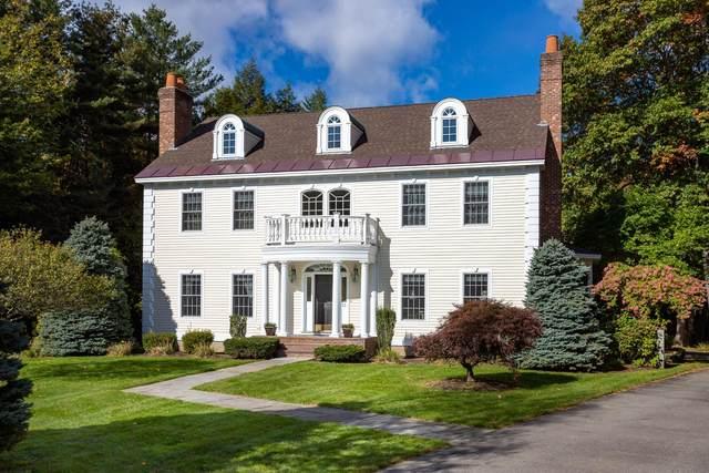 23 Cotton Farm Lane, North Hampton, NH 03862 (MLS #4887807) :: Keller Williams Coastal Realty