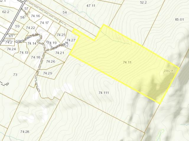 TBD Worcester Ridge Road, Elmore, VT 05657 (MLS #4887847) :: Keller Williams Coastal Realty