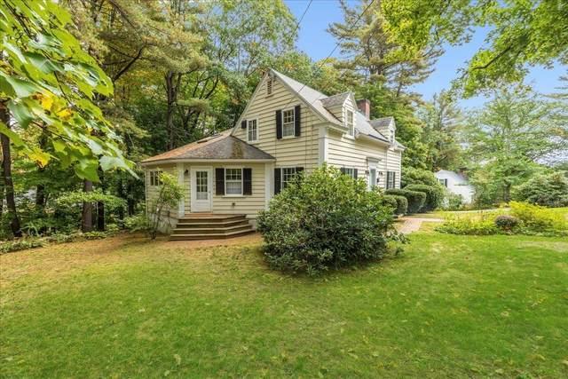 8 Wildemere Terrace, Concord, NH 03301 (MLS #4887897) :: Keller Williams Coastal Realty
