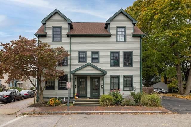 183 Austin Street Unit B, Portsmouth, NH 03801 (MLS #4887909) :: Keller Williams Coastal Realty