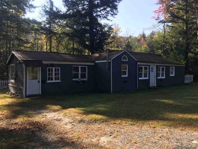 3153 Route 100 Highway, Wardsboro, VT 05355 (MLS #4887912) :: Hergenrother Realty Group Vermont