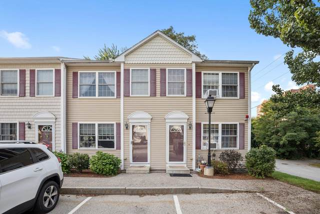 49 Harvell Street #19, Manchester, NH 03102 (MLS #4887931) :: Hergenrother Realty Group Vermont