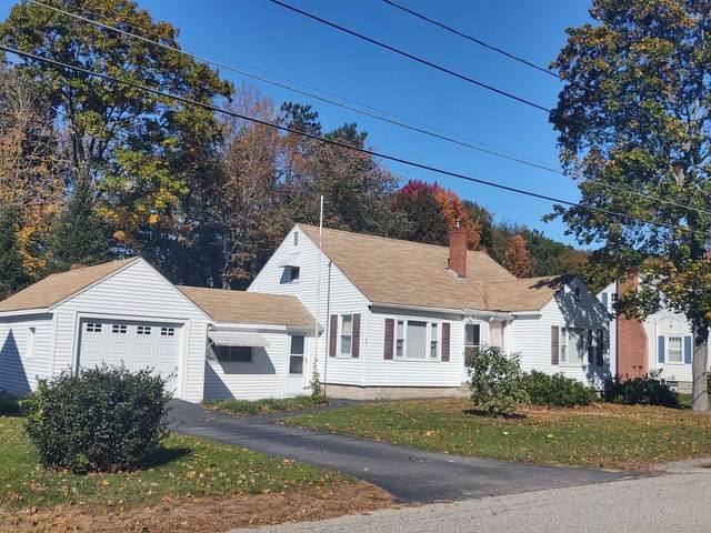 53 Harding Street, Rochester, NH 03867 (MLS #4887957) :: Keller Williams Coastal Realty