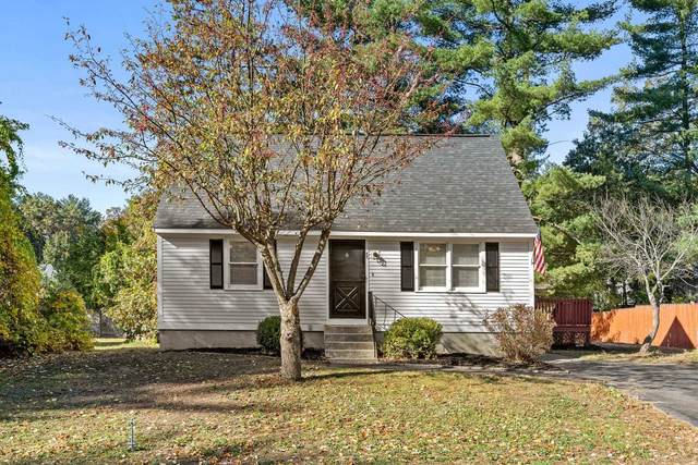45 Pine Acres Road, Concord, NH 03301 (MLS #4887974) :: Keller Williams Coastal Realty