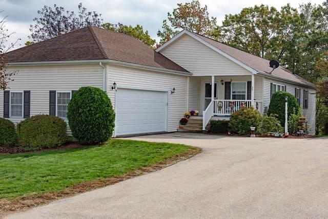 26 Ironwood Circle, Hooksett, NH 03106 (MLS #4888041) :: Keller Williams Coastal Realty