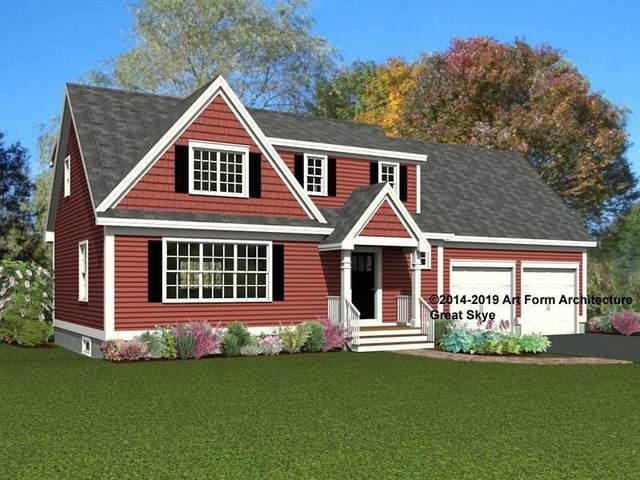 Lot 2 Meadowlark Farm Drive #2, Kittery, ME 03904 (MLS #4888071) :: Keller Williams Coastal Realty