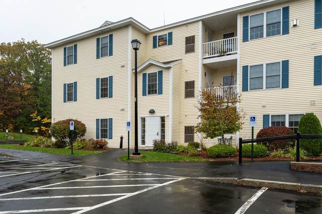 14 Crestview Circle #157, Londonderry, NH 03053 (MLS #4888397) :: Parrott Realty Group