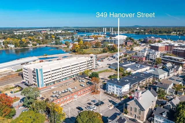 349 Hanover Street #3, Portsmouth, NH 03801 (MLS #4888485) :: Keller Williams Realty Metropolitan
