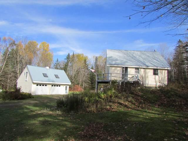 3435 Ward Hill, Hardwick, VT 05836 (MLS #4888634) :: Keller Williams Realty Metropolitan
