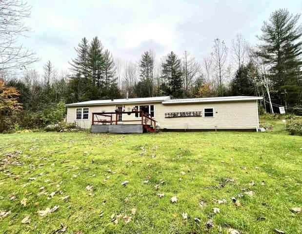 208 Quarry Drive, Duxbury, VT 05660 (MLS #4888635) :: Keller Williams Realty Metropolitan