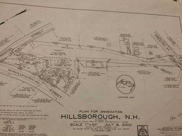 0 Preston And Depot Street, Hillsborough, NH 03244 (MLS #4472717) :: Keller Williams Coastal Realty