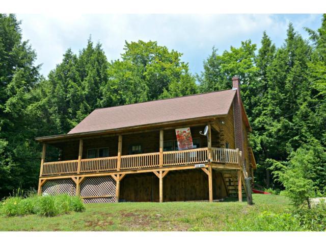 688 Boardman Loop Loop, Wardsboro, VT 05355 (MLS #4502628) :: Lajoie Home Team at Keller Williams Realty