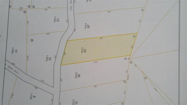10 Mount Shaw Road #29, Ossipee, NH 03864 (MLS #4600760) :: Keller Williams Coastal Realty