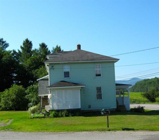 2093 Laporte Road, Morristown, VT 05661 (MLS #4607682) :: Lajoie Home Team at Keller Williams Realty