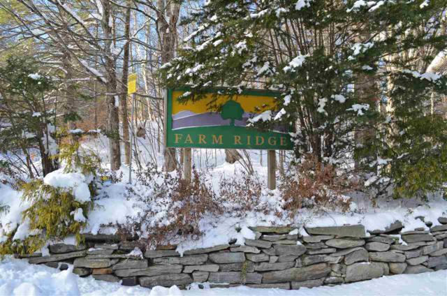 Lots #18/19 Farm Ridge Road 18-19, Ludlow, VT 05149 (MLS #4639201) :: Keller Williams Coastal Realty