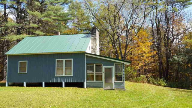 678 Carpenter Road, Sharon, VT 05065 (MLS #4650594) :: The Gardner Group