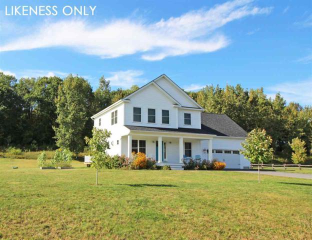 497 Sadlar Meadow Road Lot 7, Richmond, VT 05477 (MLS #4655033) :: KWVermont
