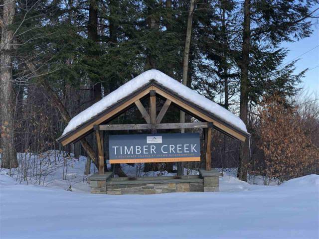 Lot 5 Timber Creek Road, Ludlow, VT 05149 (MLS #4655975) :: The Hammond Team