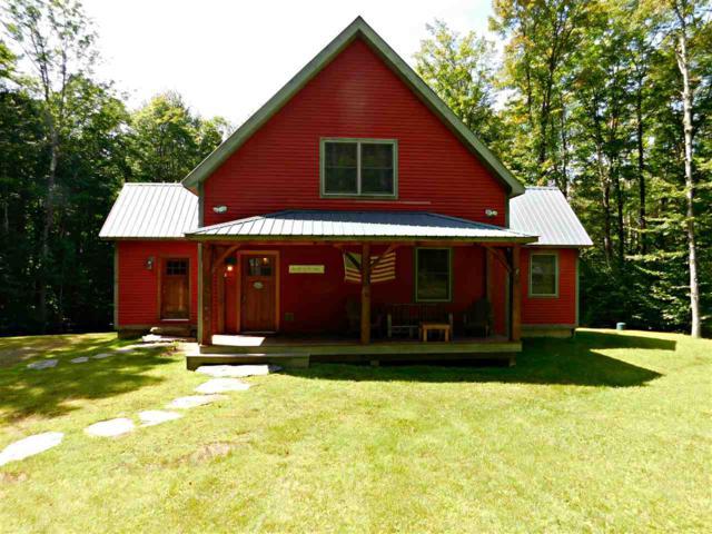 108 Country Lane, Wardsboro, VT 05355 (MLS #4656678) :: The Hammond Team