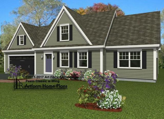Lot 4 Pear Drive, Dover, NH 03820 (MLS #4658679) :: Keller Williams Coastal Realty