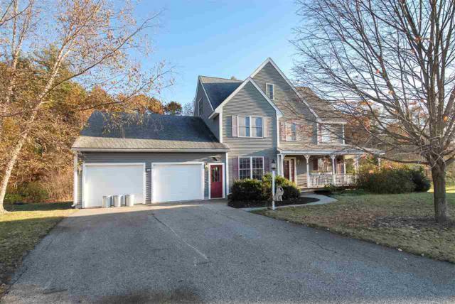 25 Benjamin Way, Dover, NH 03820 (MLS #4668221) :: Keller Williams Coastal Realty