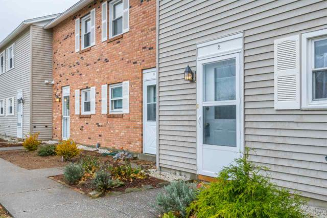 21 Wells Avenue #2, Colchester, VT 05446 (MLS #4668570) :: The Gardner Group