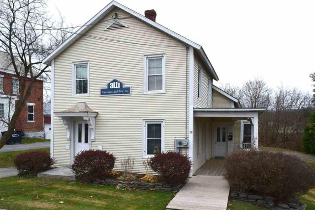 39 Court Street, Middlebury, VT 05753 (MLS #4668589) :: Keller Williams Coastal Realty