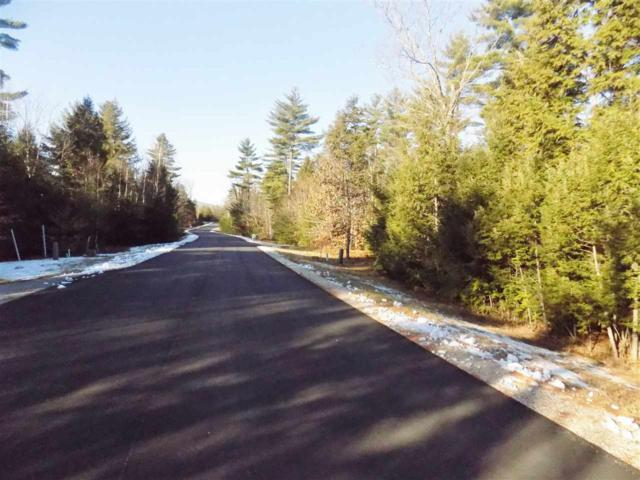 Lot #14 Oxbow Lane, Conway, NH 03818 (MLS #4668593) :: Lajoie Home Team at Keller Williams Realty