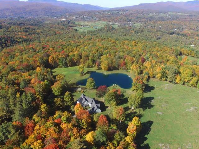 650 Perry Lea Road (Also Listed As Mls 4643131) Road, Waterbury, VT 05676 (MLS #4671085) :: The Hammond Team