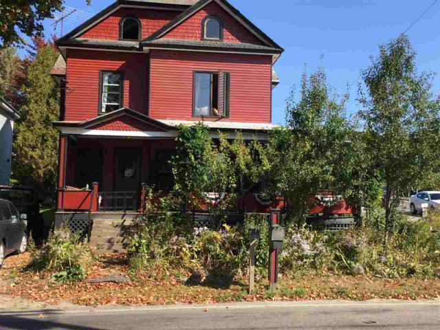 9 Brooklyn Street, Morristown, VT 05661 (MLS #4674827) :: Keller Williams Coastal Realty
