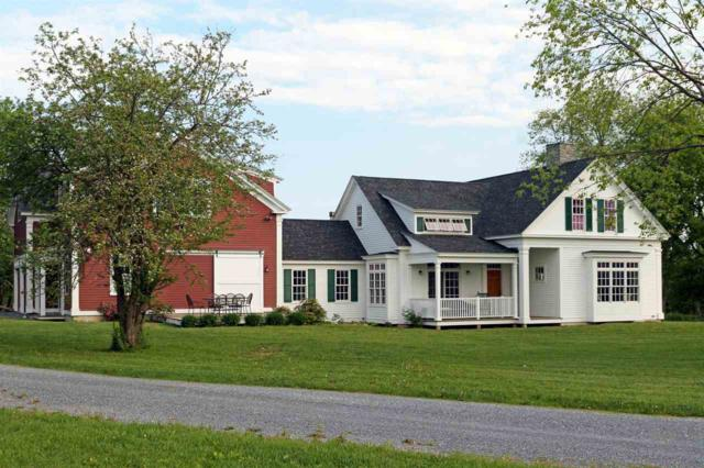 239 Apple Ridge Road, Hinesburg, VT 05461 (MLS #4678318) :: The Gardner Group