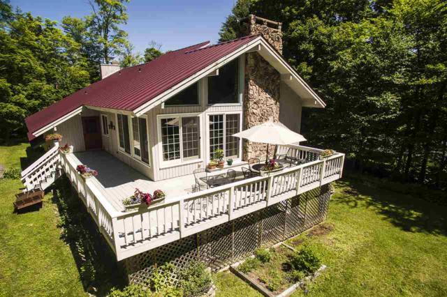 8 North Branch Rd, Winhall, VT 05340 (MLS #4680583) :: Lajoie Home Team at Keller Williams Realty