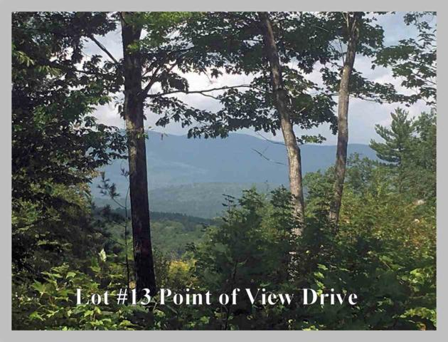Lot #13 Point Of View Drive, Plymouth, NH 03264 (MLS #4680833) :: Keller Williams Coastal Realty
