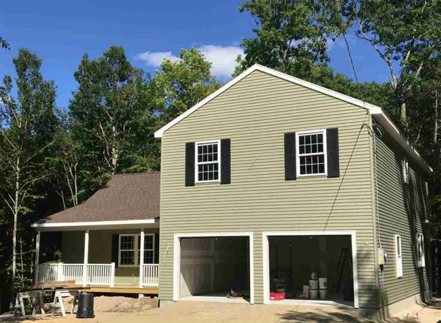 00 Melly (Lot 1) Lane, Moultonborough, NH 03254 (MLS #4681488) :: The Hammond Team