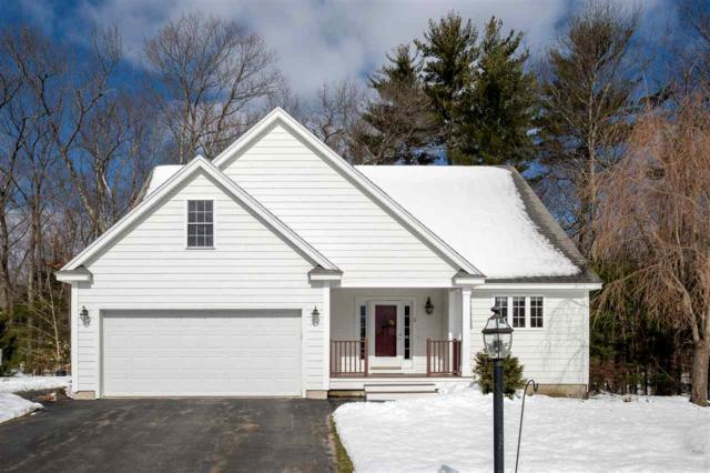 5 Vineyard Drive #5, Stratham, NH 03885 (MLS #4681635) :: Keller Williams Coastal Realty